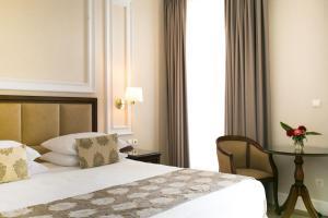 Thermae Sylla Spa & Wellness Hotel, Rezorty  Loutra Edipsou - big - 18