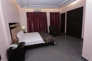 Bravia Hotel Lome, Szállodák  Lomé - big - 16