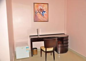 Bravia Hotel Lome, Szállodák  Lomé - big - 8