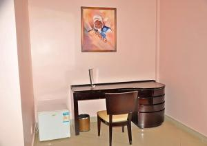 Bravia Hotel Lome, Hotels  Lomé - big - 8