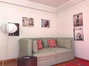 Casa do Patio, Apartments  Lisbon - big - 15
