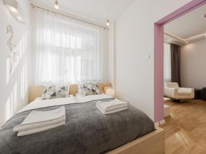 Apartament Aurora, Appartamenti  Cracovia - big - 72