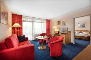 Johannesbad Hotel Königshof, Hotels  Bad Füssing - big - 12