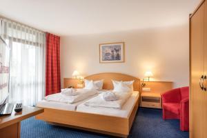Johannesbad Hotel Königshof, Hotels  Bad Füssing - big - 2