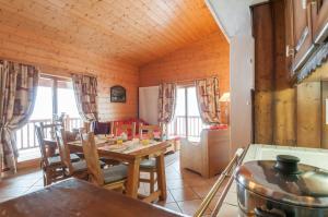 Pierre & Vacances Premium Les Alpages de Chantel, Aparthotels  Arc 1800 - big - 31