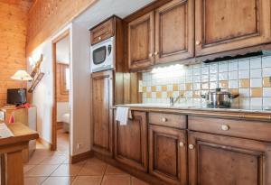 Pierre & Vacances Premium Les Alpages de Chantel, Aparthotels  Arc 1800 - big - 11