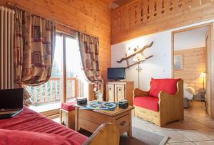 Pierre & Vacances Premium Les Alpages de Chantel, Aparthotels  Arc 1800 - big - 30