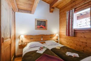 Pierre & Vacances Premium Les Alpages de Chantel, Aparthotels  Arc 1800 - big - 12