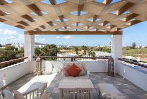 Porto Naxos, Hotely  Naxos Chora - big - 22