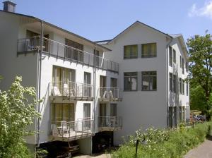 Haus Strandperle, Апартаменты  Цинновиц (Остзебад) - big - 95