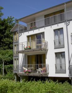 Haus Strandperle, Апартаменты  Цинновиц (Остзебад) - big - 94