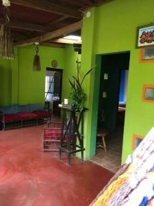 Hostal Casa Makoi - El Tunco, Гостевые дома  El Sunzal - big - 2