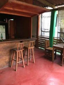Hostal Casa Makoi - El Tunco, Гостевые дома  El Sunzal - big - 8