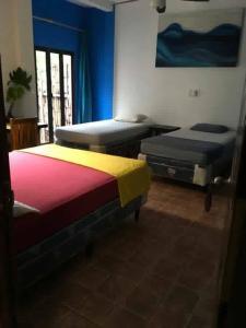 Hostal Casa Makoi - El Tunco, Гостевые дома  El Sunzal - big - 3