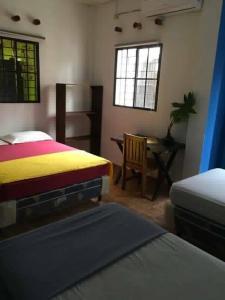 Hostal Casa Makoi - El Tunco, Гостевые дома  El Sunzal - big - 5