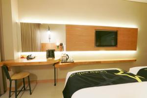 Yellow Star Gejayan Hotel, Hotels  Yogyakarta - big - 12