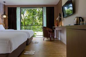 GLOW Ao Nang Krabi, Hotel  Ao Nang Beach - big - 4