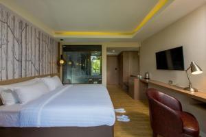 GLOW Ao Nang Krabi, Hotel  Ao Nang Beach - big - 13