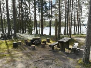 Ollilan Lomamajat, Holiday homes  Kuusamo - big - 32