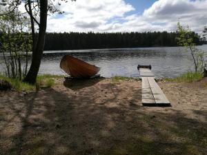 Ollilan Lomamajat, Holiday homes  Kuusamo - big - 31