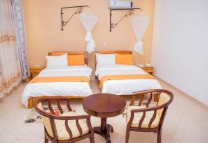 Mountain's View Hotel, Отели типа «постель и завтрак»  Bujumbura - big - 12