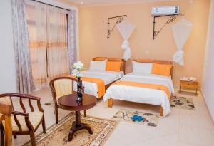 Mountain's View Hotel, Отели типа «постель и завтрак»  Bujumbura - big - 10
