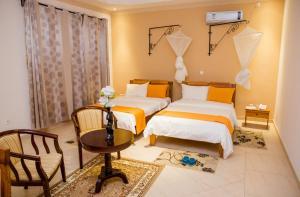 Mountain's View Hotel, Отели типа «постель и завтрак»  Bujumbura - big - 9