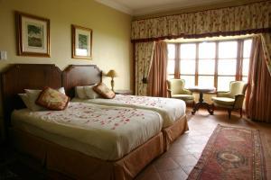 Шале с 2 спальнями (для 6 взрослых)