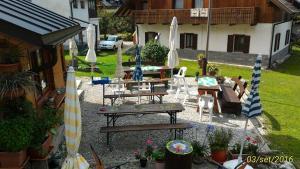 Rifugio Casa Alpina Julius Kugy, Хостелы  Malborghetto Valbruna - big - 62