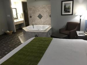 King Suite - Non-Smoking With Hot Tub