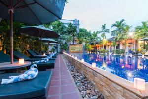 Mango Rain Boutique Hotel, Hotely  Siem Reap - big - 33