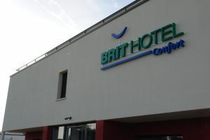Brit Hôtel Confort Loches, Hotels  Loches - big - 21