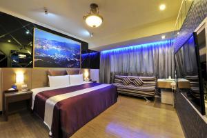 ZJ Motel, Motels  Hsinchu City - big - 23