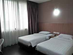 Baguss City Hotel Sdn Bhd, Hotely  Johor Bahru - big - 5