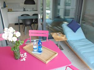 Apartment LaVille A-4-3, Apartmány  Locarno - big - 11