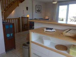 Apartment Quai sud, Apartmanok  Dives-sur-Mer - big - 21