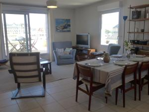 Apartment Quai sud, Apartmanok  Dives-sur-Mer - big - 9