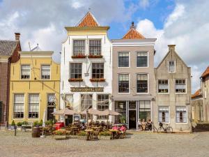 Holiday Home Zeearend.1, Holiday homes  Ouddorp - big - 7