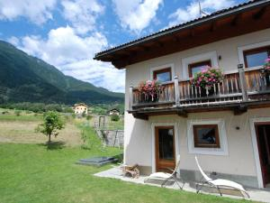 Locazione turistica Non Ti Scordar Di Me, Apartments  Valdisotto - big - 13