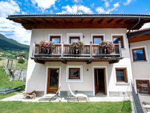 Locazione turistica Fiordaliso, Apartments  Valdisotto - big - 18