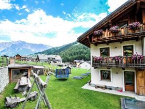 Locazione turistica Non Ti Scordar Di Me, Apartments  Valdisotto - big - 17