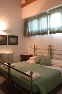 Agriturismo Castello di Vezio, Apartmanhotelek  Varenna - big - 29