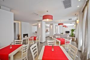 Xenia Hotel, Hotely  Naxos Chora - big - 56
