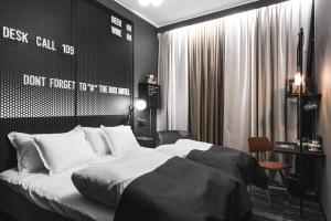 Quality Hotel The Box, Szállodák  Linköping - big - 33