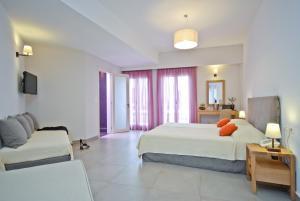 Xenia Hotel, Отели  Наксос - big - 14