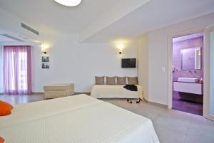 Xenia Hotel, Отели  Наксос - big - 22