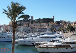 Résidences du Grand Hôtel, Apartmanok  Cannes - big - 38