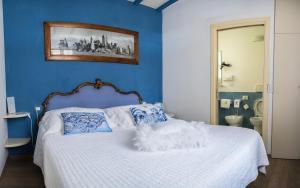Relais Villa Al Vento, Venkovské domy  Incisa in Valdarno - big - 4