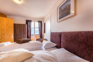 Hotel Sterne, Hotely  Beatenberg - big - 26