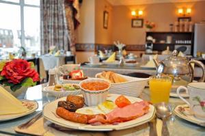 College Crest House, Bed & Breakfast  Galway - big - 7